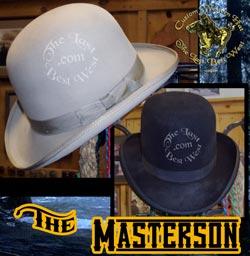 Masterson Custom Handmade Bowler