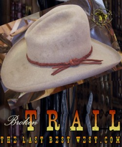 Broken Trail Movie Hat