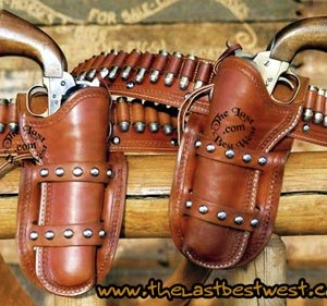 Curly Bill 2 Gun Rig With 2 Belts