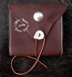 Custom Handmade Medicine Pouch