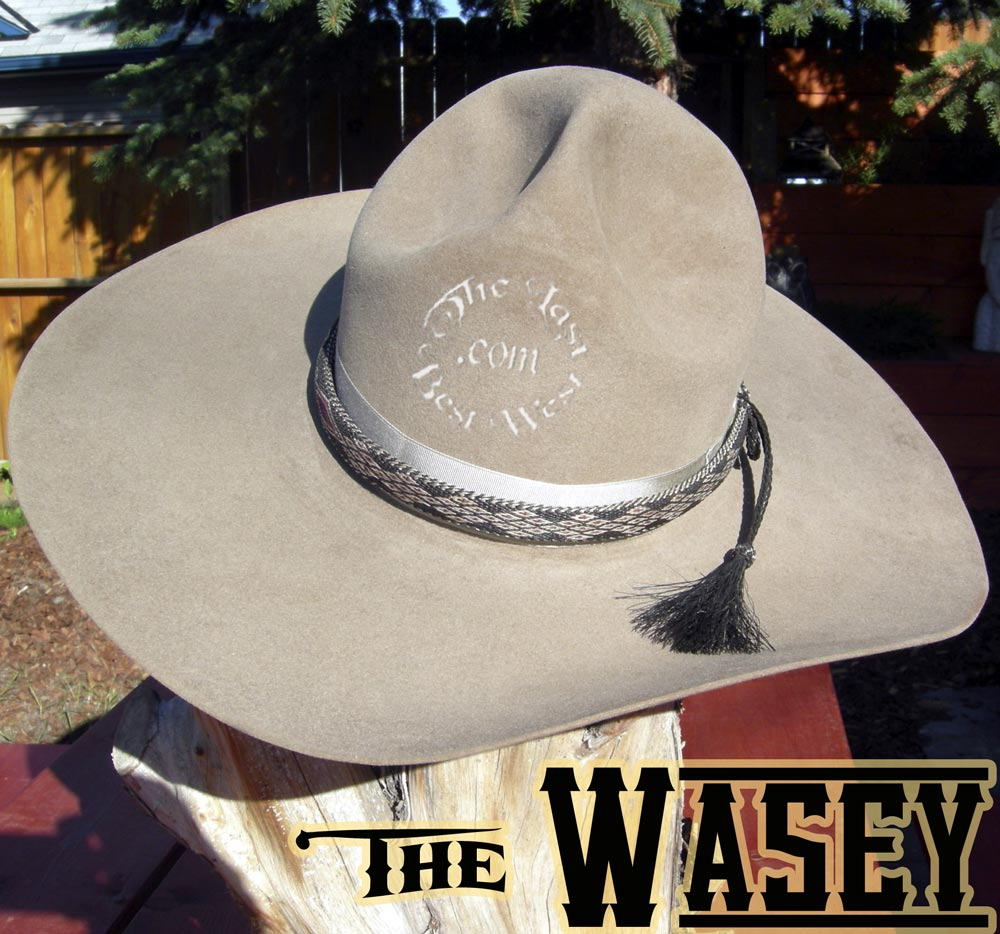 6b4604dc880 Union Cavalry Hat - The Last Best West