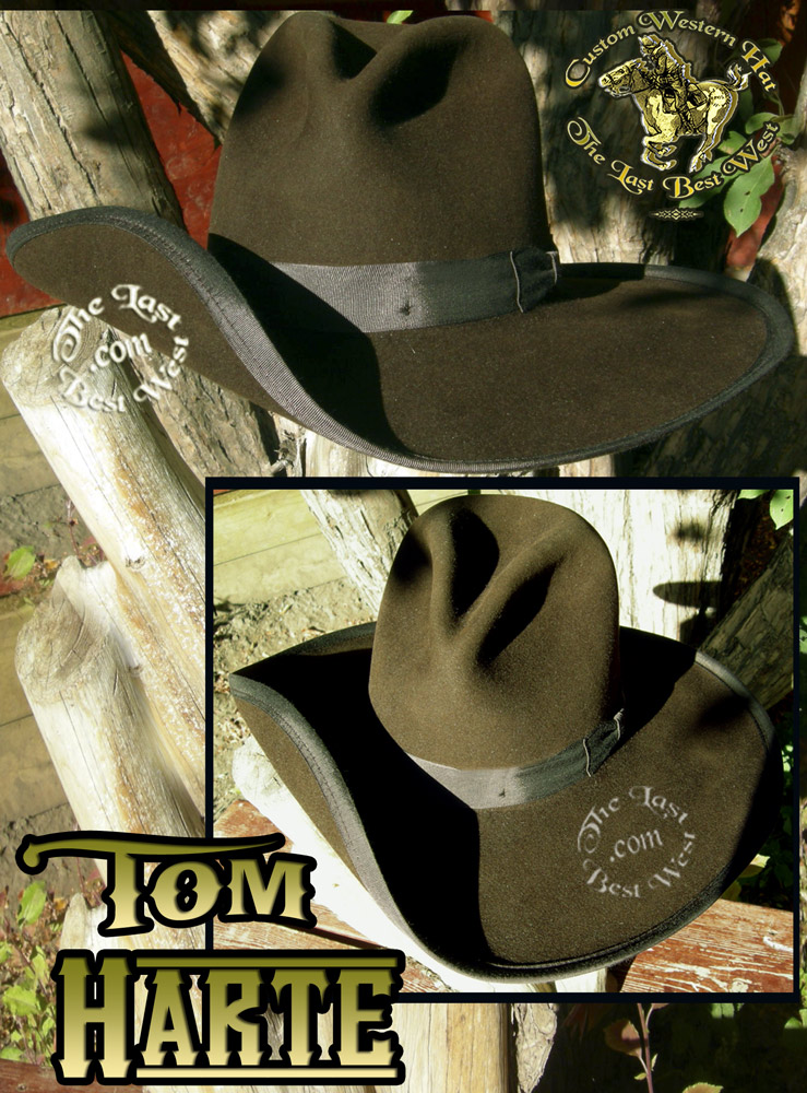 Cowboy Hat Colors - The Last Best West