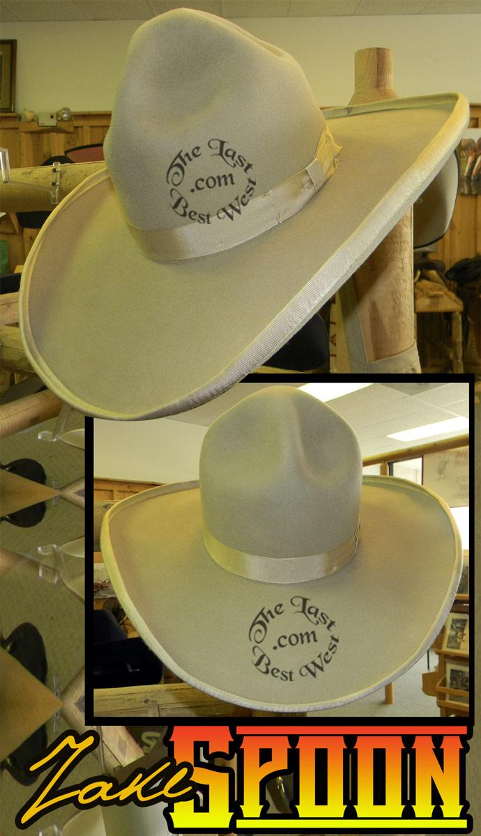 Jake Spoon Lonesome Dove Hat