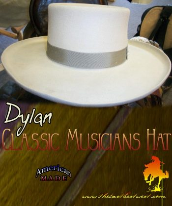Dylan Classic Musicians Hat