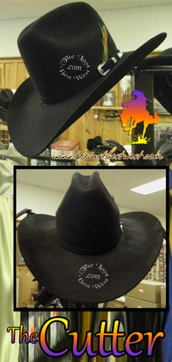 Cutter Custom Handmade Hat