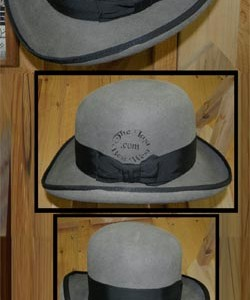 King Schultz Custom Hat