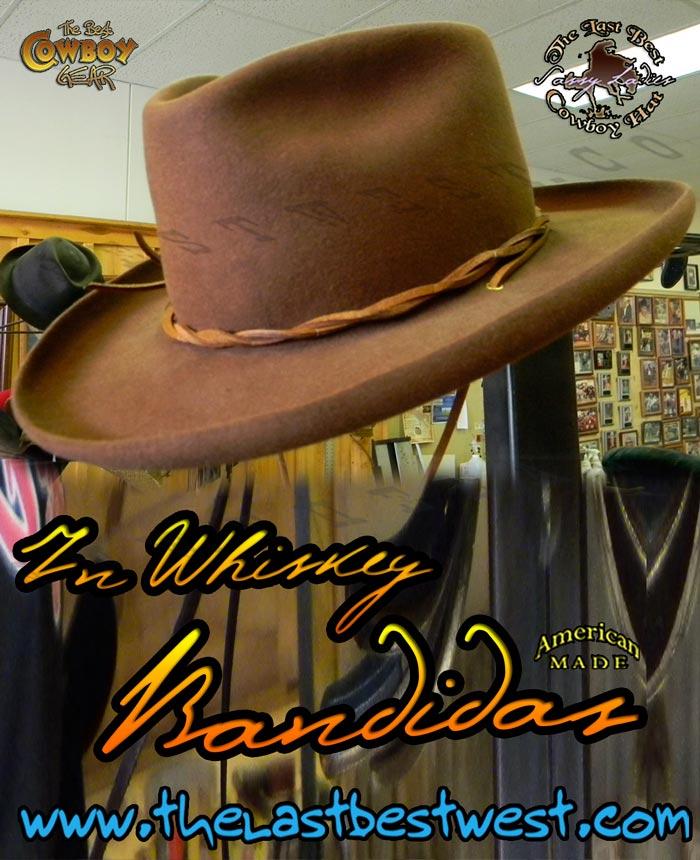 Bandidas Ladies Movie Hat