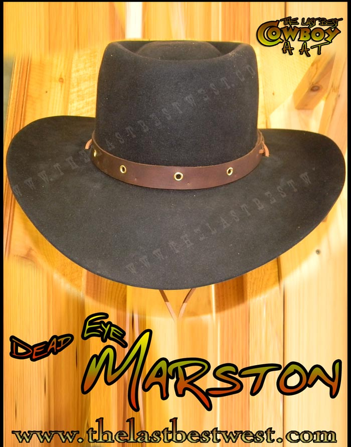 John Marston hat from Red Dead Redemption
