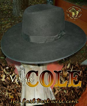 Virgil Cole Movie Hat