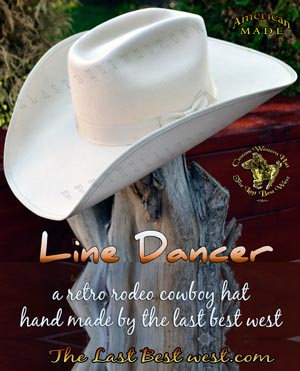 Rodeo Cowboy Hats - The Last Best West 4620fbdf66a