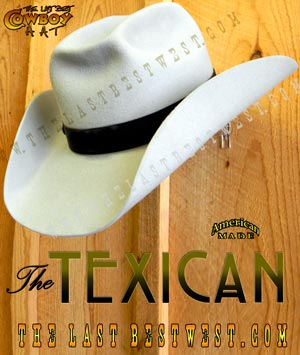 Texican Movie Hat