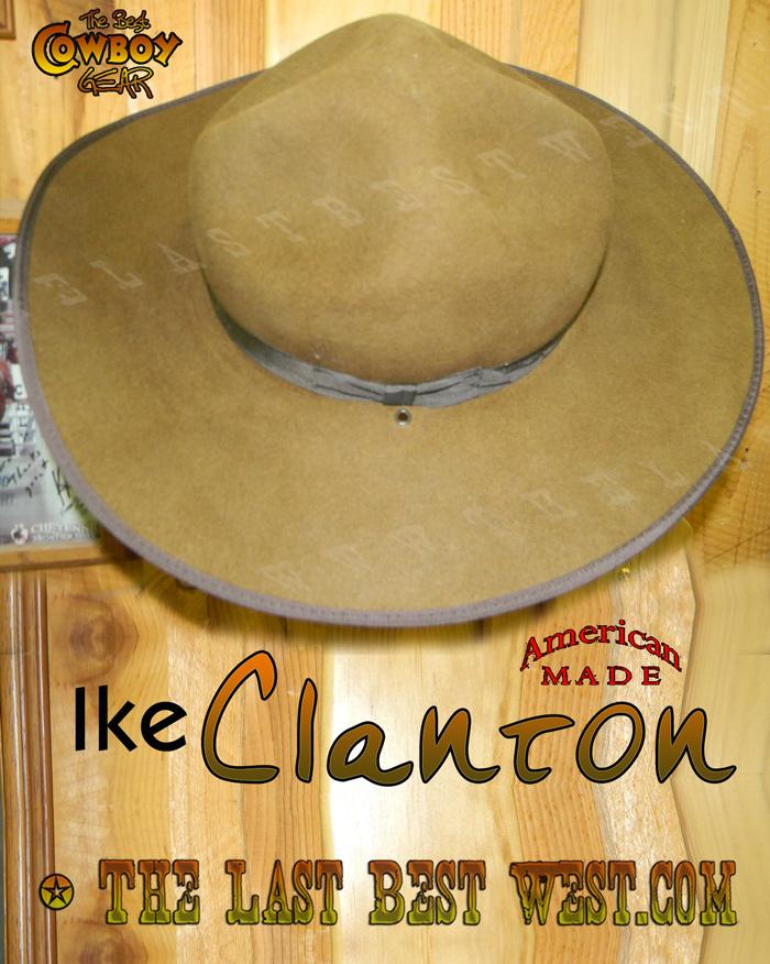 Ike Clanton Movie Hat