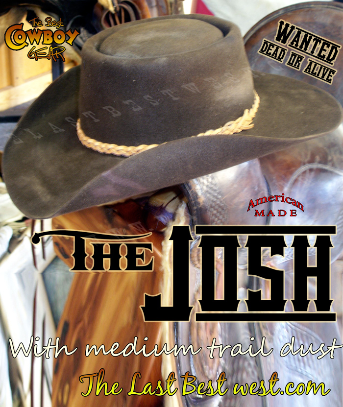 Josh Randall Cowboy Hat