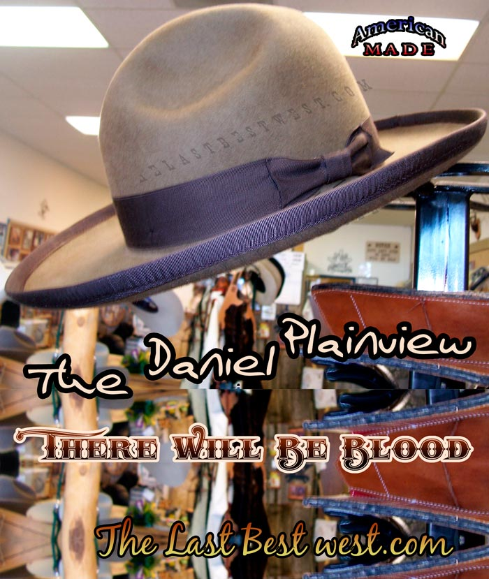 There Will Be Blood Hat