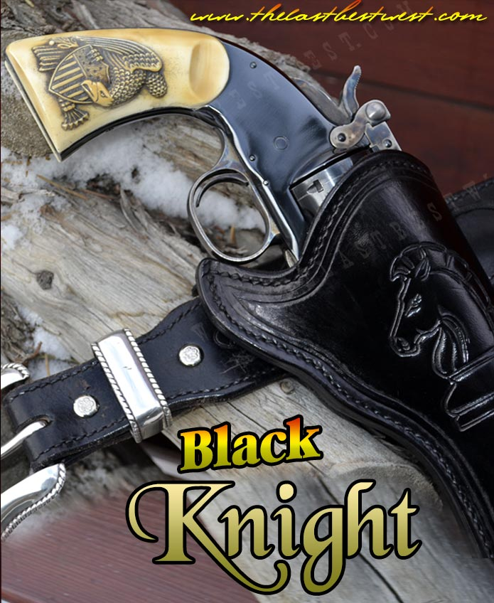 Black Knight Leather Holster