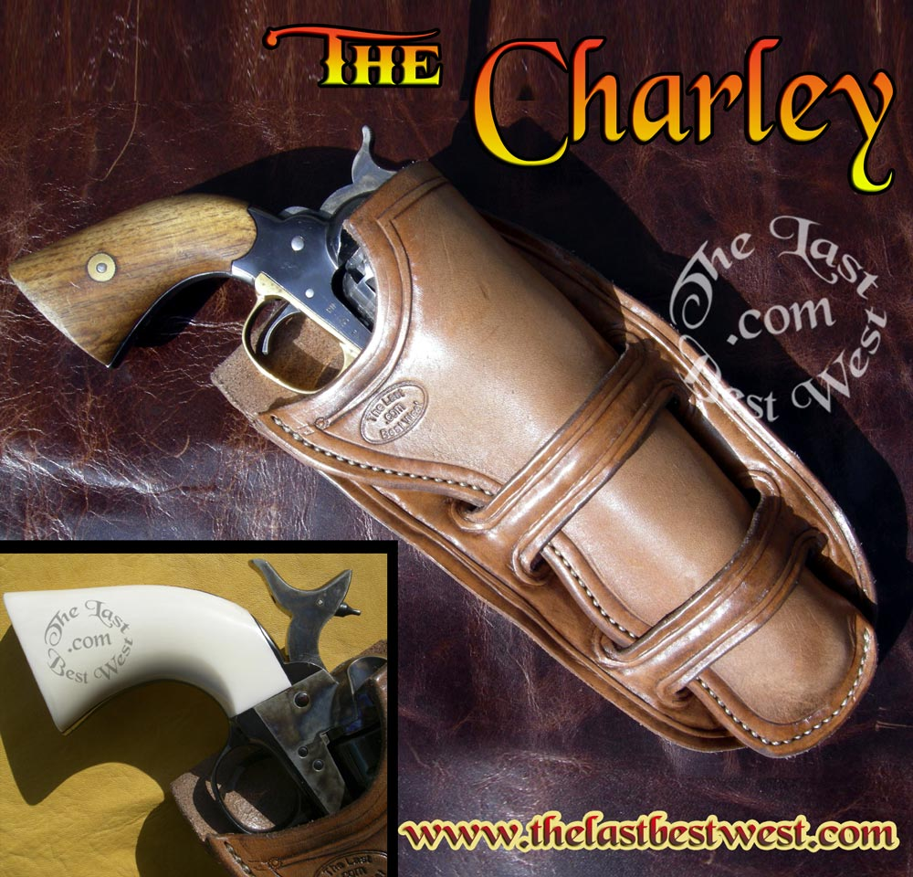 Charley Leather Holster