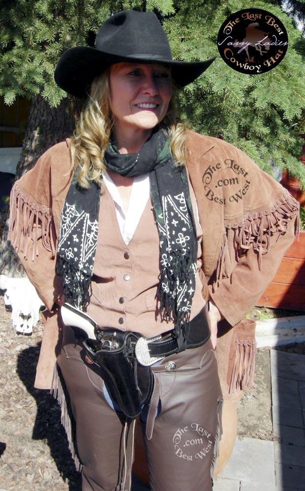 Lightweight shotgun Leather Chaps