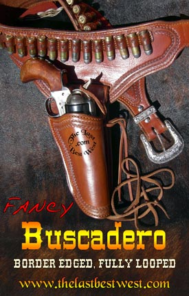 classic old west holster