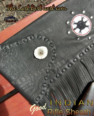 Classic Indian Style Rifle Sheath