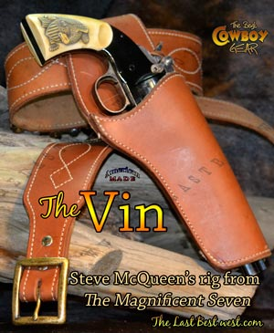 Vin Movie Holster