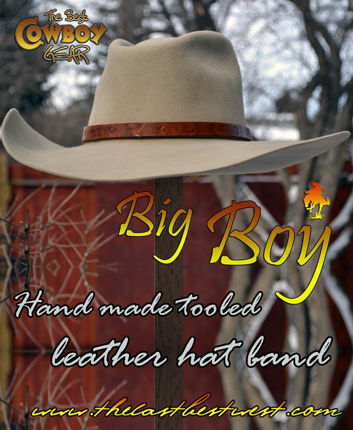 Big Boy Hat Band