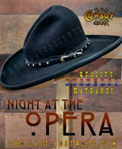 Night at the Opera Hatband