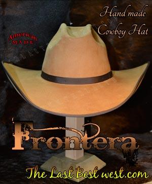 043d86261d216 Cowboy Hat Colors - The Last Best West