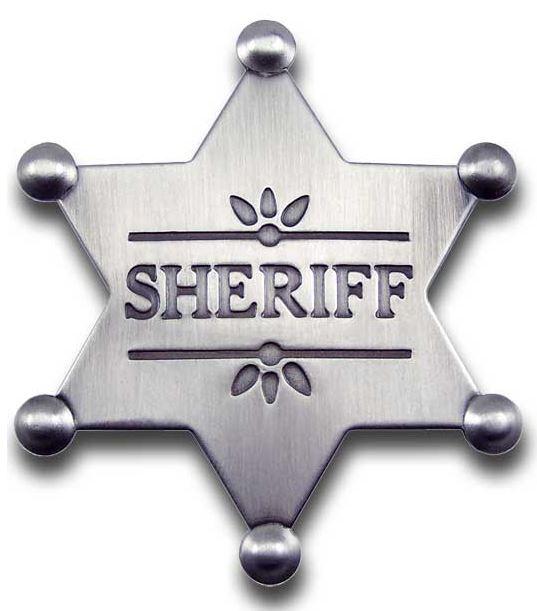 Buy three old west badges