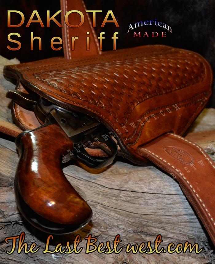 Dakota Sheriff Holster