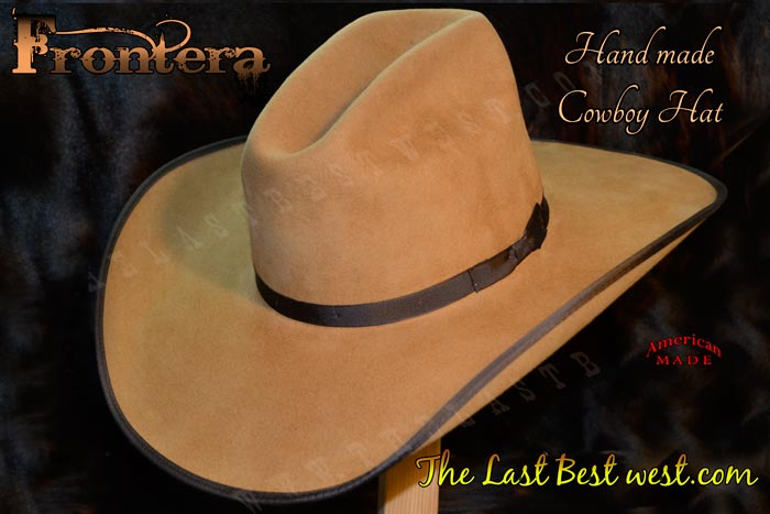c39cbb9dbd76b Cowboy Hat Colors - The Last Best West