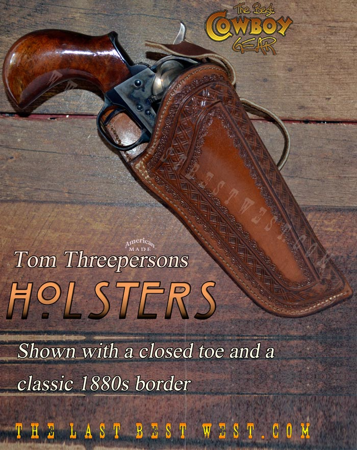 Threepersons Colt 45 Holster