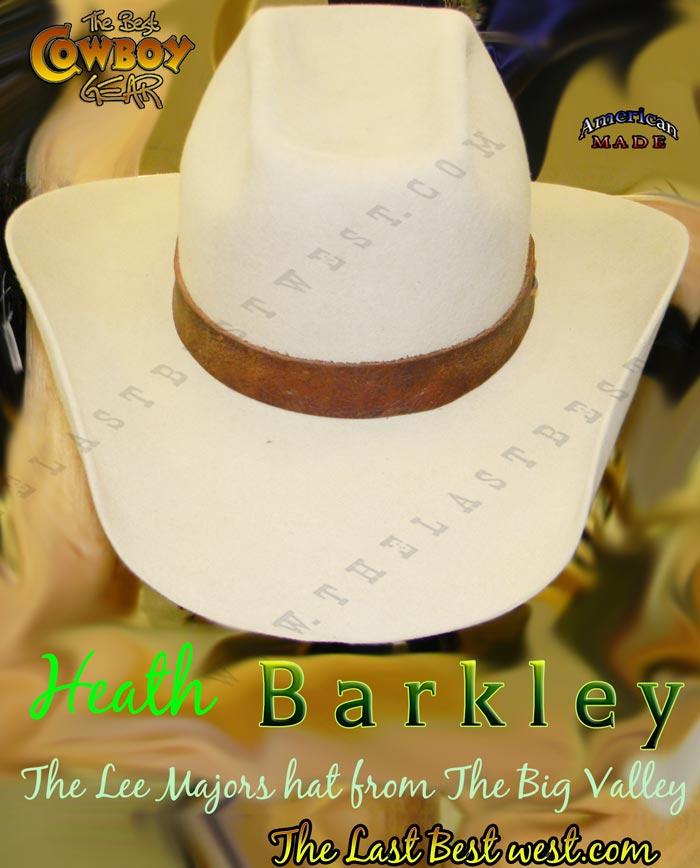 Lee Majors cowboy hat